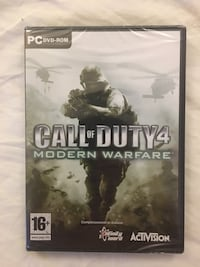 Call of duty 4 midern warfere pc nuovo Sasso Marconi, 40037