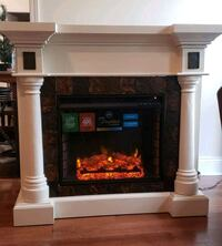New Electric Fireplace Heater