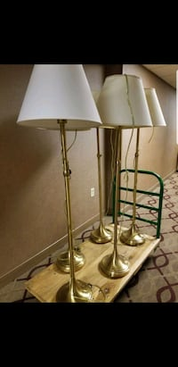Tall lamps $20 each or 2 for $25 Harrisburg, 17102