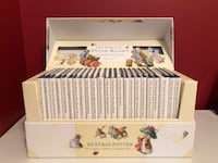 Beatrix Potter complete set  North Potomac, 20878