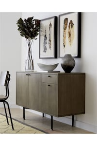 Crate and Barrel Scholar Side Board/Buffet