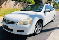 2006 Honda Accord ' Like new Interior ' Drives Excellent Silver Spring