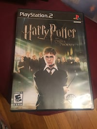 Harry potter and the order of the phoenix playstation 2 game Lynnfield, 01940