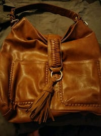 Steve Madden Purse  cute brown in great shape West Valley City