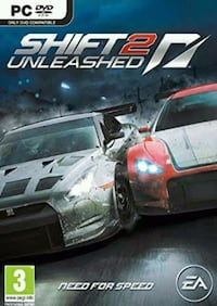 Need For Speed Shift 2 Unleased (PC) Selçukbey Mahallesi, 16310