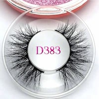 $10 or 2 for $15 beautiful high quality Mink Lashes Toronto, M9C 4Z3