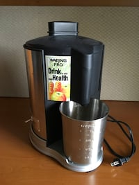 Waring Pro Drink to your Health Juicer Las Vegas, 89139