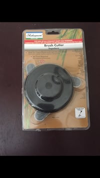 Brush Cutter Attachment. New in package.