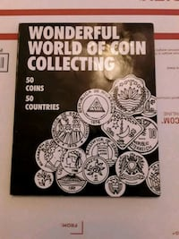 Wonderful world of coin collecting 50 countries Henderson, 89002