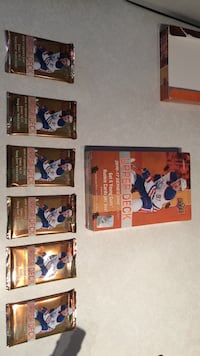 Upper Deck Collectable Hockey Cards Springwater, L0L