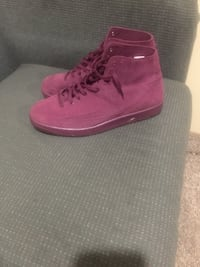 Brand New Limited Edition Suede Air Jordan 2 sneakers. Brampton, L6R 1P8