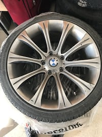 Wanted BMW 18 rim or sell 3 rims Toronto, M5V 2X5