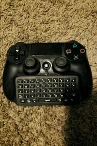 black Sony PS4 game controller Aptos, 95003