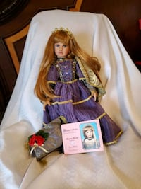 Paradise Galleries Sleeping Beauty Doll Tennessee, 37013