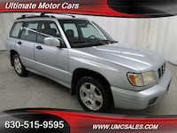 2002 Subaru Forester S Downers Grove, 60515
