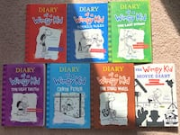 Diary of a Wimpy Kid Series Books American Canyon, 94503