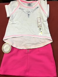 Piper kids shirt and shorts new with tags Lexington Park, 20619