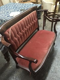 Antique love-seat/bench Toronto, M9W