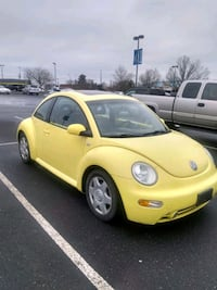 Volkswagen - New Beetle - 2001 Bealeton