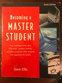 Becoming a Master Student book Jacksonville, 28546