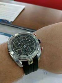 Tissot Sport Chronograph on rubber band  Waterloo, N2J 2B1