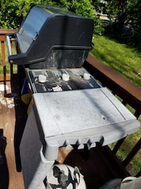 black and gray steel gas grill Dumfries, 22026