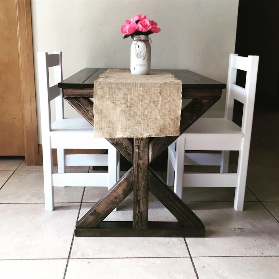 Farmhouse Kid's Table Set