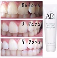 Whitening Toothpaste Lancaster, 93535