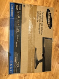 "Samsung SynMaster 27"" LED monitor (For Parts only)"