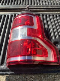 Ford truck taillight