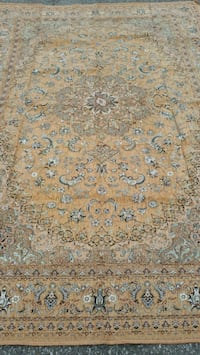 Brand new thin carpet (covering) size 7x10