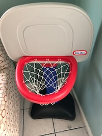 Little tikes basketball hoop 53 km