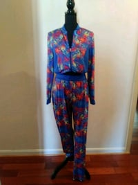 Brand new never worn 2 piece colorful outfiit Clinton, 20735