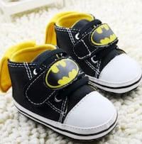 Batman Baby Shoes