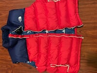 North Face down vest  East Orange, 07017
