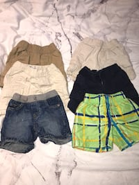 6-9 month shorts (6 pair) Albany, 12208