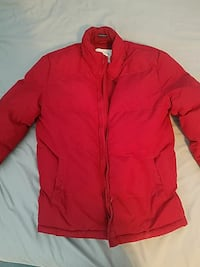 red full-zip jacket Provo, 84604
