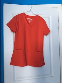 Halloween Costume? Brand New Orange Nurse Scrubs Whitby, L1P 1S1