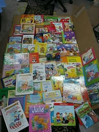 Children's Books Mint 60 plus books Toronto, M1C 5C8