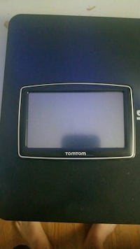black Tomtom vehicle GPS system Toronto, M8X 1W9