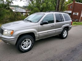 2002 Jeep Grand Cherokee Florida jeep