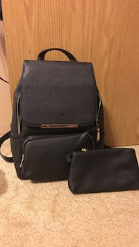 Brand New Coofit Faux Leather Backpack Surrey, V3W 8N2