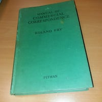 Manual of Commercial Correspondence. Roland Fry