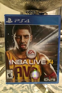 NBALive 14 Pickering