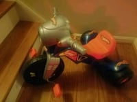 red and black ride-on toy Thurmont, 21788