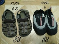 Toddler shoes size 6 and 6.5 Pharr, 78577