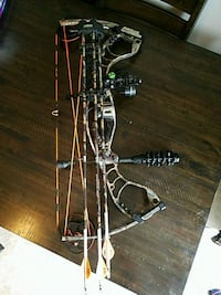 'Updated' 2014 Hoyt Faktor 30 Mansfield