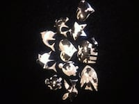 Assorted mother of pearl charms Brampton, L6W 1G8