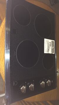 New price --black induction cook top Vaughan, L6A 1E8