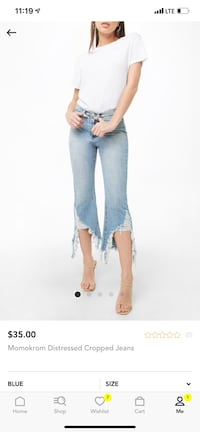 Forever 21 jeans. Indio, 92201